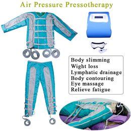 detox dell'aria Sconti New professionale Pressoterapia Air pressure linfodrenaggio massaggio a infrarossi tutto il corpo detox dimagrante macchina di disintossicazione linfatica