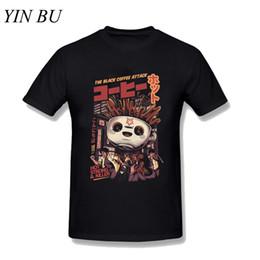 mens t-shirt oversize noir Promotion Mode Hommes drôle T-shirts magie noire café classique T-shirt imprimé noir Hip Hop Garçons Hommes T-shirts surdimensionnée XS-3XL
