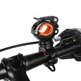 Bike Light Bracket Holder Pump Stand Quick Release Mount Clamp FA