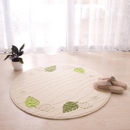 cesto de chão Desconto Almofada Da Cadeira Almofada Do Computador Do Tapete do assoalho Rodada Cesta Tapete Cadeira de Balanço Almofada Quarto Cobertor Tartaruga De Bambu Padrão