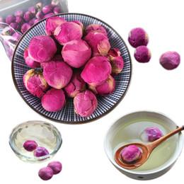 Rosa de té chino online-Flores de peonía Té Chino Especial Herbal Tea Luoyang Flor entera Bola Rosa Té Comida verde a granel