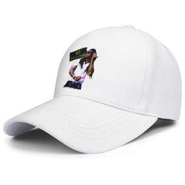 Lil Wayne Tattoo Retrato en blanco para hombres y mujeres. Gorra de camionero. Estilos de béisbol equipados. Diseñe sus propios sombreros juveniles vintage. desde fabricantes