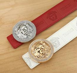 Ceinture de cristal classique de serpent en cristal avec boucle lisse de ceinture de la marque pour hommes ? partir de fabricateur