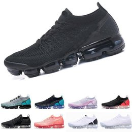 finest selection 7b1de 7691c 2019 Knit 2.0 1.0 Fly Running Shoes Uomo Donna Bianco Vasto Grigio Dusty  Cactus Oro BHM Designer Scarpe Sneakers Scarpe da ginnastica 36-45 calzature  a ...
