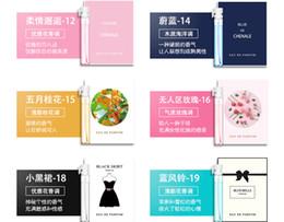 pequeñas tarjetas de regalo al por mayor Rebajas Pueblo pequeño, Yixiang tubo muestra de muestra de prueba de perfume 2 ml Regalo de prueba Regalo de perfume Regalo al por mayor envío gratuito