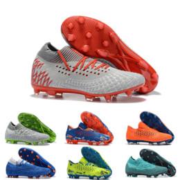 edición limitada Rebajas Nuevos hombres de la moda Futuro Netfit Griezman 19.1 FG Zapatillas de fútbol para interiores Baratas para la edición limitada 19.1 MVP FG / AG zapatos de botas de fútbol 2019