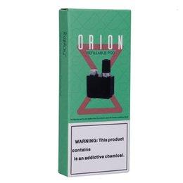 plomb liquide Promotion Lost Vape Orion DNA Go Cartouche 2ml 0.25ohm 0.5ohm Chariots de remplacement LostVape Orion Q Pod 1.0ohm DHL Gratuit