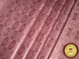 Allemagne Qualité Jacquard Damassé Shadda Bazin Riche Guinée Brocart Vêtement Africain Coton Tissu Africain Vêtement Tissu Shadda 100% Coton ? partir de fabricateur