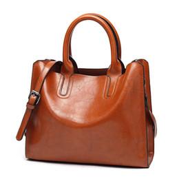 71c9e6ee7eb9b 2019 spanische taschen marken Leder Handtaschen Große Frauen Tasche Hohe  Qualität Lässig Weiblichen Taschen Stamm Tote