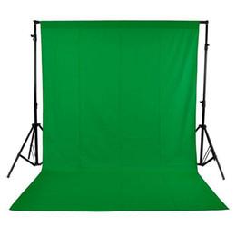 Экран 1.6 * 3M / 5 * 10FT Фотографий Фонов нетканый Студийный фон фото фотография черный белый зеленый для варианта от