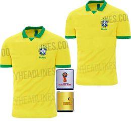 24f72a32aea NEW Top quality 2019 2020 World cup Brasil soccer jerseys men Brazil Jersey  2019 20 JESUS COUTINHO FIRMINO MARCELO football kit shirt