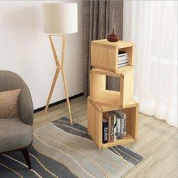 Wholesale Японский твердый деревянный стул шт Компл Смена обувных стульев детские скамейки на спинке типа журнальный столик мебель короткая скамья KIDS стеллаж