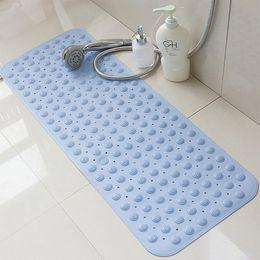 2019 tapetes de tampa deslizante Tapete Anti Deslizamento Para Banheiro Banheira de Segurança Piso Tapete de Chuveiro Antiderrapante Banheira Com Ventosa Aperto Superior Tapetes Grande Banheiro tapetes de tampa deslizante barato