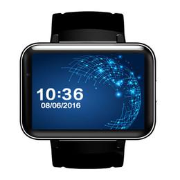 assistir telefones dual core Desconto Novo DM98 Bluetooth Relógio Inteligente 2.2