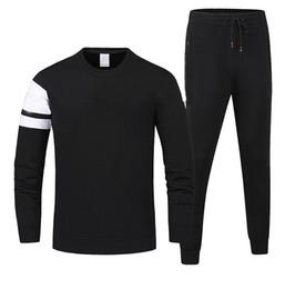 2019 camisa nova das calças do projeto Designer Fatos Homens Marca TopsPants Designer ternos do esporte Logo Homens Moda Outono Hoodies Marca capuz Mens Clothing