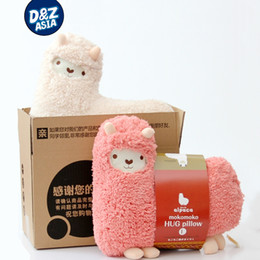 Dolls & Stuffed Toys Rose Velvet Plush Toys Sheep Home Aromatherapy Pillow Car Pillow Cushions Plush Animals 2019 Latest Style Online Sale 50%