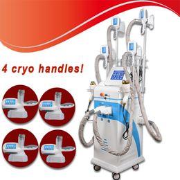 2019 тонкие вибраторы потеря веса замерзать прибора cryolipolysis тучный уменьшая вибратор массажа тела кавитация RF потеря веса машина cryolipolysis