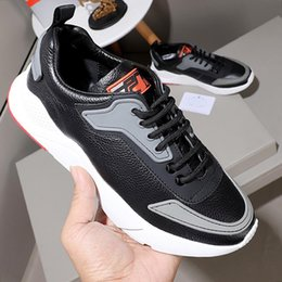 best sneakers 0148f d3705 Men Shoes Fashion Trainer with Original Box Casual Shoes for Men Scarpe  alla moda per uomo Luxury on Clearance Italy Fashion Brand Drop Ship