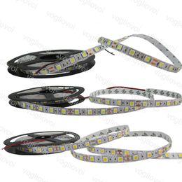 led streifen lichter weiß 5m Rabatt LED Strip Light 500M RGB Weiß Warm White LED Strip Light 5M Supler helle 5050 SMD 300 LED DC12V
