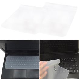 NOYOKERE portátil impermeable teclado película protectora 15 cubre teclado del ordenador portátil 15.6 14 Cuaderno de la cubierta a prueba de polvo desde fabricantes