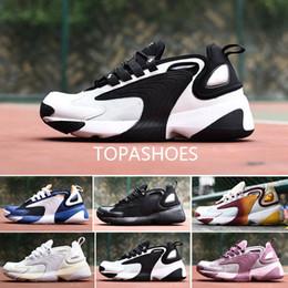 san francisco b292a e98f5 ... 2000 voile blanc-noir gris foncé pour hommes femmes chaussures de  course air sports Designer Sneakers 36-45 nike air zoom basket-ball hommes  offres