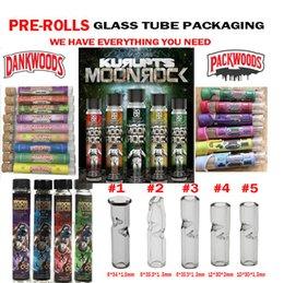 outils universels de kit de gabarit de bobine kuro Promotion Types complets Prérolles pour joints Emballages en tubes de verre Dankwoods Packwoods Joints de pré-laminage Moonrock Tubes en liège