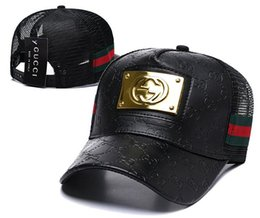 gigantes da moda Desconto 2019 Designer PP Tampas Do Crânio Casquette De Boné de beisebol Gorras Marca de Moda Chapéus de Beisebol Corridas Headwear Gigantes osso snapback Chapéu chapéu de Luxo