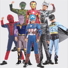 2019 superman cosplay Halloween Cosplay Tutto qui Capitan America Verde Iron Man gigante Superman Pipistrello Superman Uomo Ragno Pantera Calabrone Fighter Flash Optimus Prime superman cosplay economici