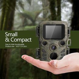 2019 câmera de vídeo rápida Trilha da Vida Selvagem Foto Trap Mini Caça Câmera 12MP 1080 P À Prova D 'Água Gravador De Vídeo Câmeras para Segurança Fazenda Fast Trigger Time desconto câmera de vídeo rápida