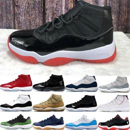 2019 качественные мужские высокие колпачки Классическая вязаная мужская баскетбольная обувь 11 11s кепка и платье concord 45 гамма-синяя победа, как у 96 низкосортных мужских высококачественных кроссовок дешево качественные мужские высокие колпачки