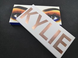 поддоны для макияжа глаз Скидка голые тени для век макияж тени для век палитры теней поддон K L12 цвет НЮ де Cay макияж Голые палитр