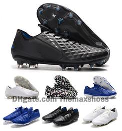 scarpe tiempo Sconti 2019 Nuovo Tiempo Legend VIII 8 FG 8S Under The Radar Uomo Scarpe da calcio alla caviglia basse Calcio Sergio Ramos Stivali Tacchetti US 6.5-11