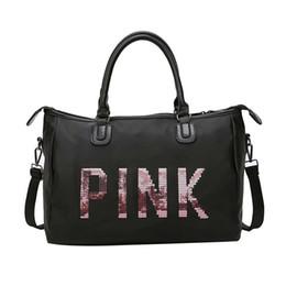 Accesorios de embalaje de ropa online-Bolsa de viaje de los hombres de las mujeres de gran capacidad de equipaje de mano bolsa de equipaje Ropa interior Embalaje Cubo Organizador Accesorios Caso