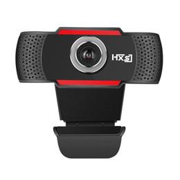 webcam de gravação de vídeo Desconto Nova 720 p / 1080 p hd webcam câmera embutida de 10 m de absorção de som micphone para webcast de segurança em casa gravação de vídeo