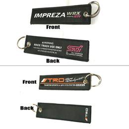 Evrensel Araba logosu KEYCHAIN ETIKETI Tuning Anahtarlık Otantik JDM Anahtarlık ÇIFT TARAFLI Yarış Hücre Tutucular cheap racing chain nereden yarış zinciri tedarikçiler