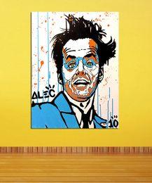 2019 монопольное искусство Джек-Николсон-Алек-Монополия,Home Decor HD напечатанная картина современного искусства на холсте (без рамы / в рамке) скидка монопольное искусство