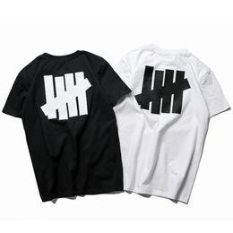 2019 camisas de marcas de nombre 19SS Diseñador Camisetas Hombre Nombre conjunto Ropa Marca Tops Camiseta Moda Verano Marea Braned Casual mujer Cuello redondo Camisa camisas de marcas de nombre baratos