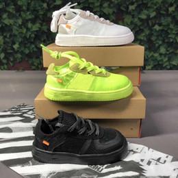 2019 boxe per i bambini (scatola) Scarpe da corsa per bambini Sneakers triple nere per bambini Rainbow Scarpe sportive per bambini per bambine e ragazzi Scarpe da tennis di alta qualità taglia 22-35 boxe per i bambini economici