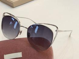2019 óculos de sol de cristal atacado Atacado Óculos De Sol Para As Mulheres Projeto Popular Moda Polígono Quadro de Cristal De Cristal Metarial Moda Estilo Mulheres Vem Com Pacote desconto óculos de sol de cristal atacado