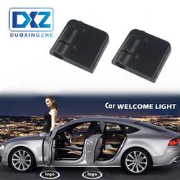 nissan logos Скидка Светодиодные двери автомобиля Добро пожаловать лазерный проектор логотип любезно призрак тень свет для Nissan BMW fAudi Volkswagen MederzBenz