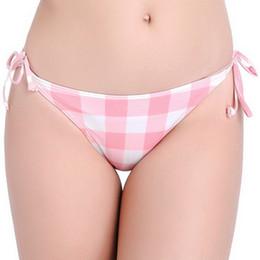 2019 damen schwimmen shorts 2019 Badebekleidung Brazilian Bikini Pants Ladies Female Badeanzug Höschen Für Frauen Badeshorts Bikini Bottom Part broekje Swimwear rabatt damen schwimmen shorts