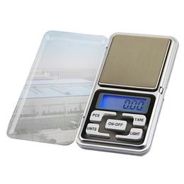 Instruments de poche en Ligne-easurement Analysis Instruments Pesant Hoomall Pocket Precision Bijoux Électronique Balances De Poids Mini Balance Haute Précision Weigh Balanc ...