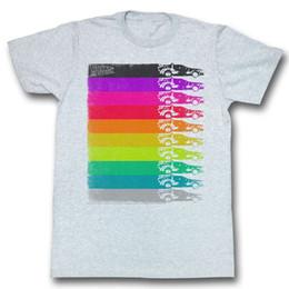 Regreso al futuro Los colores Duke Licencia para adultos Camiseta Star Trek War Is Peace Tng adulto Camiseta de brezo Camiseta personalizada logo texto desde fabricantes