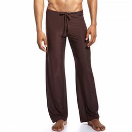 2019 pantaloni di yoga pieno di lunghezza del mens Pantaloni sportivi neri di lunghezza di pantaloni sportivi di colore pieno di marca di Pinky Senson degli uomini pantaloni sportivi correnti larghi larghi pantaloni di yoga pieno di lunghezza del mens economici