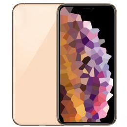 Deutschland Heiße neue versiegelte Box Goophone xs max Telefon ixs max Telefon 6,5 Zoll MTK6580 2 GB RAM entsperrt Gesicht ID Versorgung