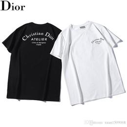 96ec719e385 Мужская футболка с короткими рукавами южнокорейской версии новой летней хлопковой  футболки с короткими рукавами и шею мужской моды