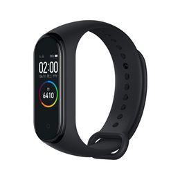 2019 lg smart band Mi 4 Intelligente Colore del braccialetto Schermo impermeabile Sport Watch Standard Edition
