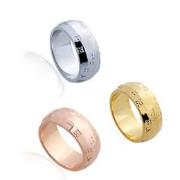 Verlobungen für paare online-Luxus Designer Schmuck Frauen Ringe Mode Ring Männer und Frauen Paar Ring Edelstahl Schmuck Charme Ring Verlobungsringe für Frauen
