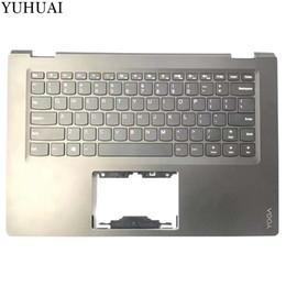 NOUVEAU clavier US POUR LENOVO Yoga 510-14 Yoga 510-14IKB Flex 4-1470 US clavier d'ordinateur portable NO Backlight ? partir de fabricateur