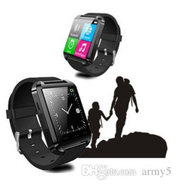 2018 Hot Sale Limited Все совместимые русский польский немецкий английский испанский красный для Inteligente Smartwatch U 8 для Android Bluetooth от Поставщики английский для детей